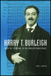 link to catalog page, Harry T. Burleigh