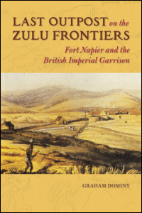 Last Outpost on the Zulu Frontiers - Cover
