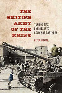 The British Army of the Rhine - Cover