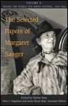 link to catalog page SANGER, The Selected Papers of Margaret Sanger