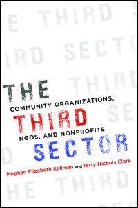 Cover for KALLMAN & CLARK: The Third Sector: Community Organizations, NGOs, and Nonprofits. Click for larger image