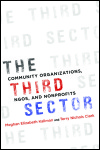 link to catalog page, The Third Sector