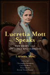 link to catalog page, Lucretia Mott Speaks