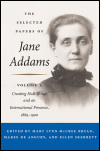 link to catalog page, The Selected Papers of Jane Addams