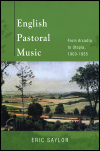 link to catalog page SAYLOR, English Pastoral Music