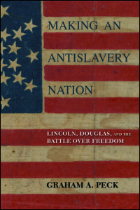 Making an Antislavery Nation - Cover