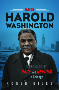 Mayor Harold Washington - Cover