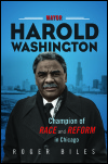 link to catalog page, Mayor Harold Washington