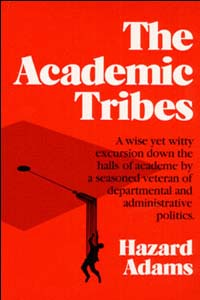 Cover for ADAMS: The Academic Tribes