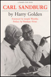 link to catalog page GOLDEN, Carl Sandburg