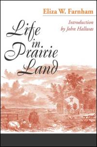 Life in Prairie Land - Cover