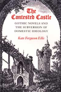 The Contested Castle - Cover