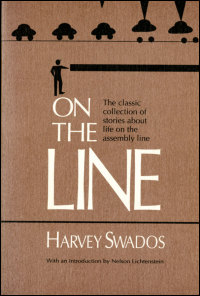 Cover for : On the Line. Click for larger image