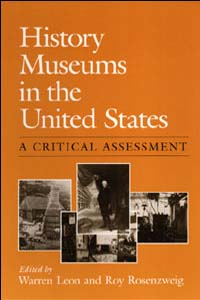 History Museums in the United States - Cover
