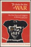 link to catalog page, To Chain the Dog of War