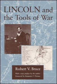 Cover for BRUCE: Lincoln and the Tools of War. Click for larger image