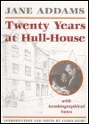 link to catalog page ADDAMS, Twenty Years at Hull-House