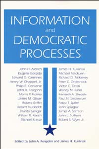 Cover for FEREJOHN: Information and Democratic Processes