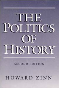 Cover for ZINN: The Politics of History