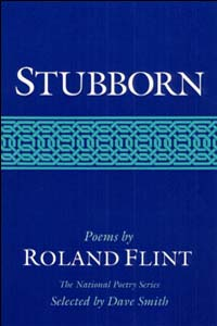 Cover for FLINT: Stubborn: Poems