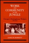 link to catalog page BARRETT, Work and Community in the Jungle