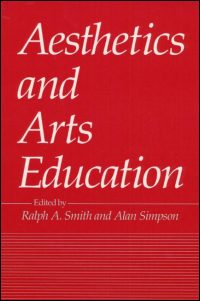Aesthetics and Arts Education - Cover