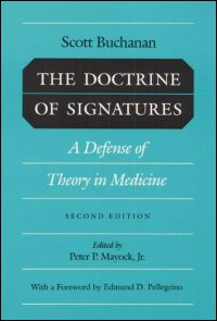 The Doctrine of Signatures - Cover