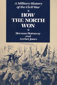 thesis on why the north won the civil war 06072010  the north won the civil war because they had superior resources while the south had insuffcient reousrces is this a good thesis statement im writiing a.