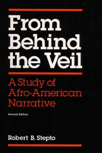 Cover for STEPTO: From Behind the Veil: A Study of Afro-American Narrative