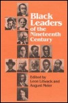 link to catalog page LITWACK, Black Leaders of the Nineteenth Century