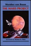 link to catalog page VON BRAUN, The Mars Project