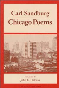 Chicago Poems - Cover