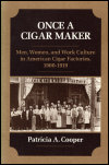 link to catalog page, Once a Cigar Maker