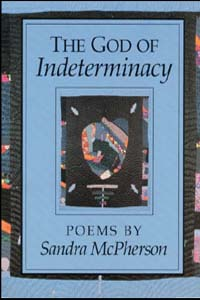 The God of Indeterminacy - Cover