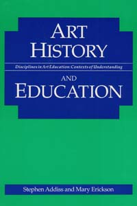 Art History and Education - Cover