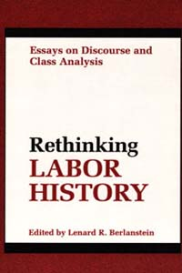 Rethinking Labor History - Cover