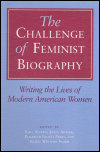 link to catalog page ALPERN, The Challenge of Feminist Biography