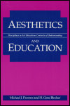 link to catalog page, Aesthetics and Education