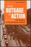 link to catalog page, From Outrage to Action