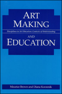 Art Making and Education - Cover