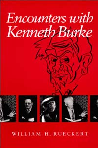 Encounters with Kenneth Burke - Cover