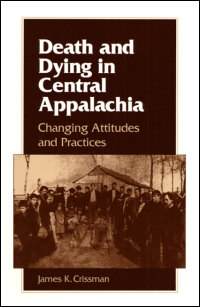 Death and Dying in Central Appalachia - Cover