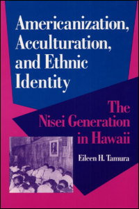 Americanization, Acculturation, and Ethnic Identity - Cover