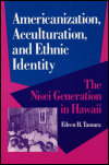 link to catalog page TAMURA, Americanization, Acculturation, and Ethnic Identity