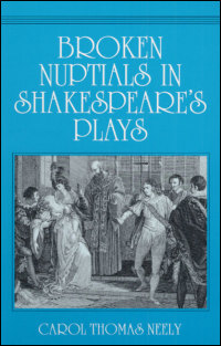 Broken Nuptials in Shakespeare's Plays - Cover