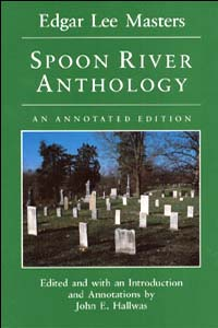 Spoon River Anthology - Cover