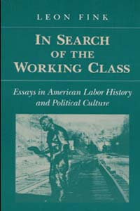 In Search of the Working Class - Cover