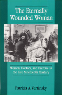 The Eternally Wounded Woman - Cover