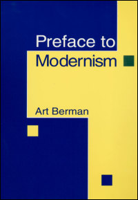 Preface to Modernism - Cover
