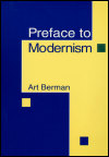 link to catalog page BERMAN, Preface to Modernism